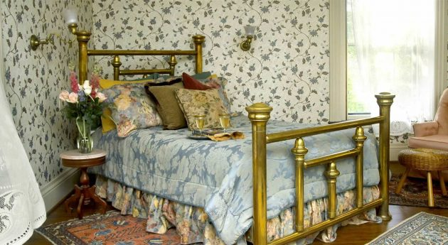 Florence Suite – Bed